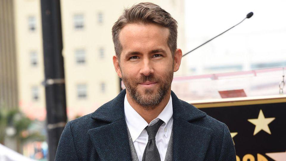 Ryan Reynolds will kanadische Jugendliche vom gemeinsamen Feiern abhalten.