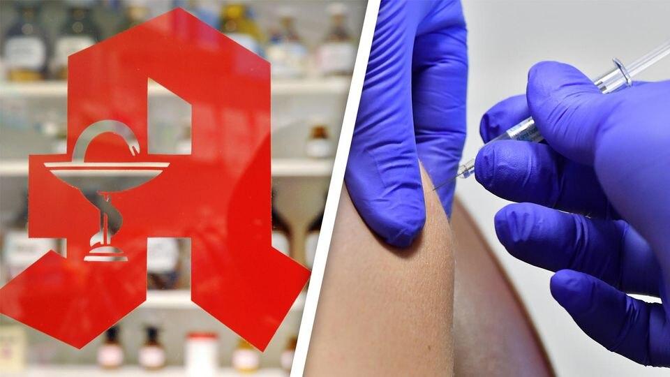 Gegen Grippe impfen - das soll bald auch in Apotheken gehen.