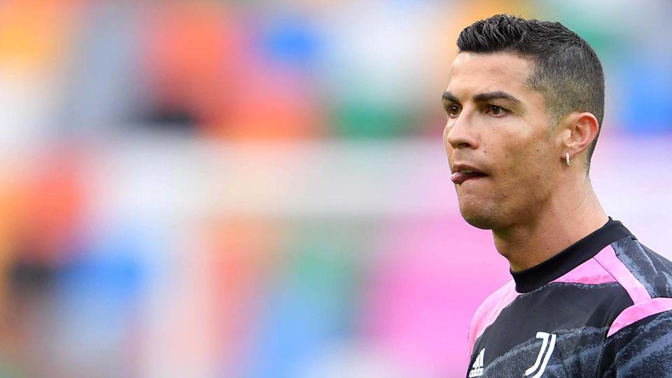 Sportlich frustriert: Cristiano Ronaldo.
