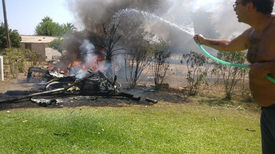 Mallorca: Mehrere Tote bei Kollision von Flugzeug und Hubschrauber