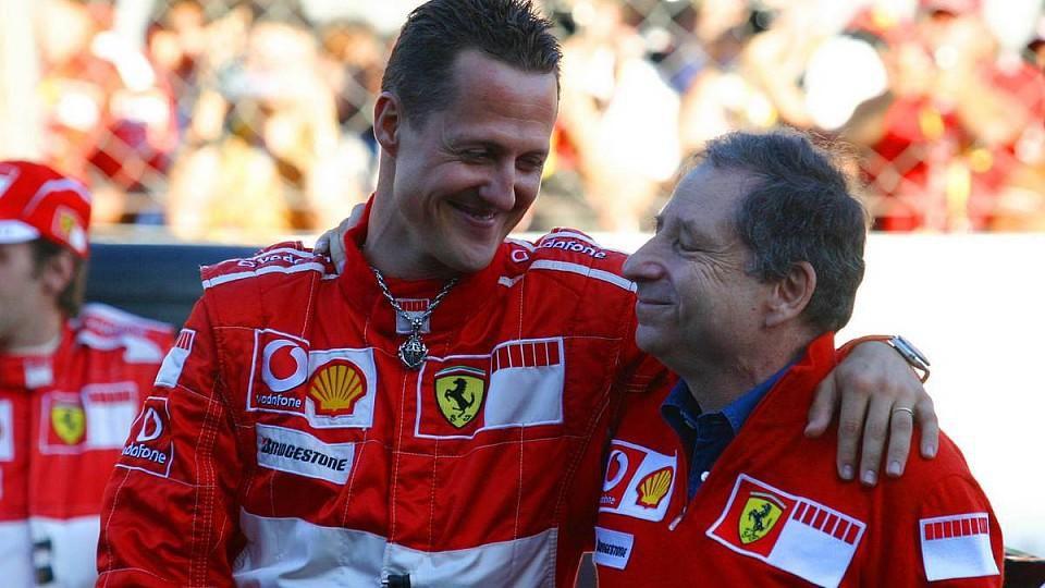 Michael Schumacher und Jean Todt, ein Dreamteam einer vergangenen Ära