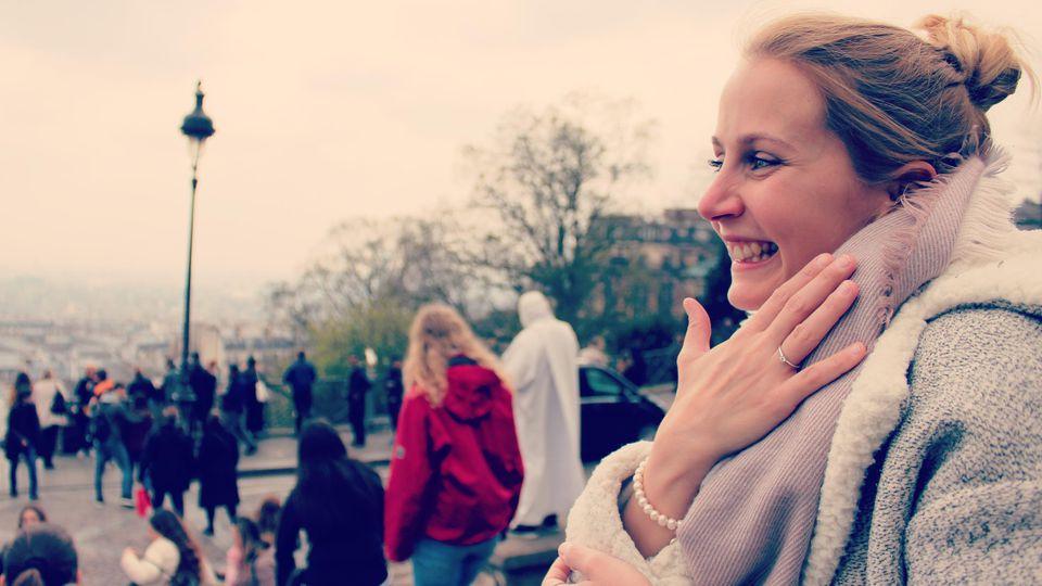 RTL-Redakteurin Lisa Uriel wollte eigentlich im Juni heiraten. Wird daraus noch was?