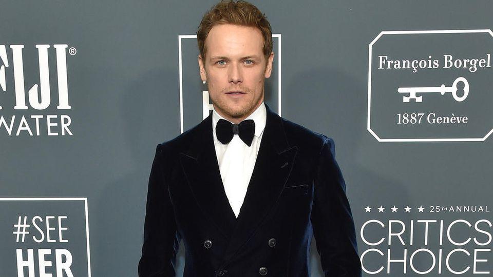 Wird Sam Heughan bald im Bond-Anzug zu sehen sein?