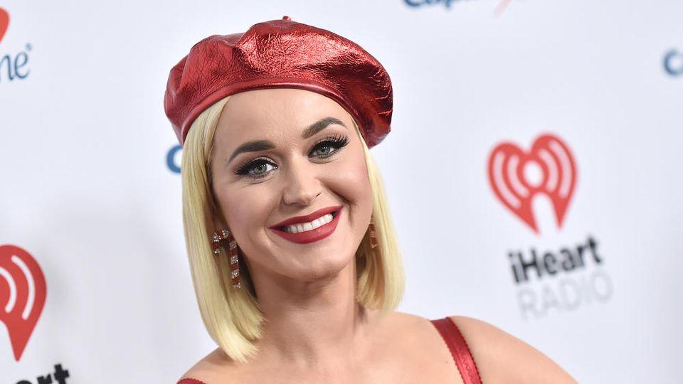 Katy Perry erwartet 2020 ihr erstes Kind.