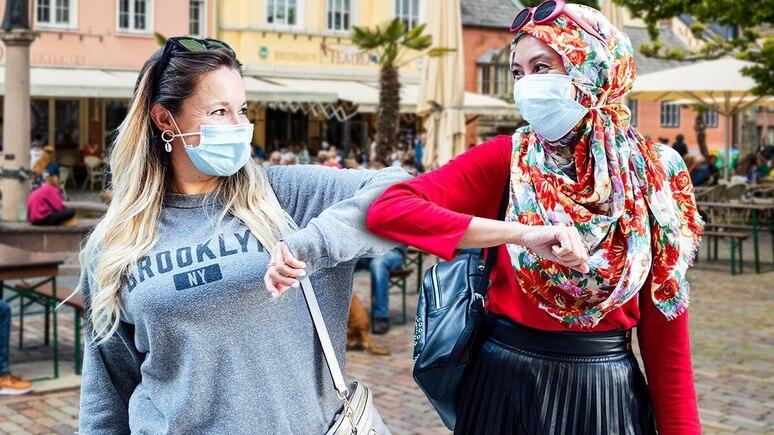 90 Prozent der Deutschen finden die Maskenpflicht im ÖPNV auch weiterhin sinnvoll.