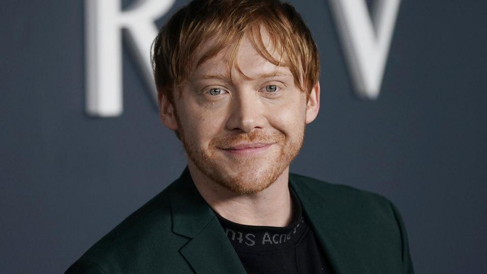 """Rupert Grint plaudert aus dem """"Harry Potter""""-Nähkästchen."""