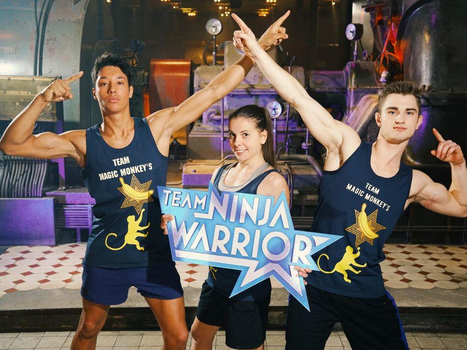 Team Ninja Warrior Duisburg