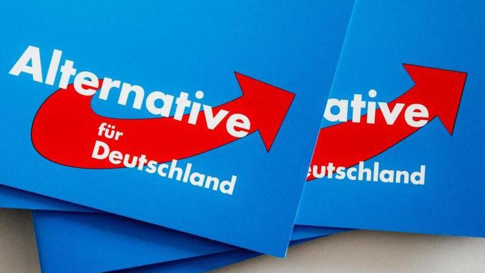 Symbolfoto AfD, Dpa Foto: Markus Scholz