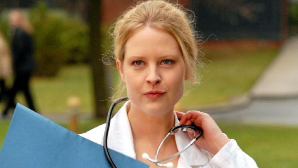 "Diana Amft spielt in ""Doctor's Diary"" Dr. Gretchen Haase"