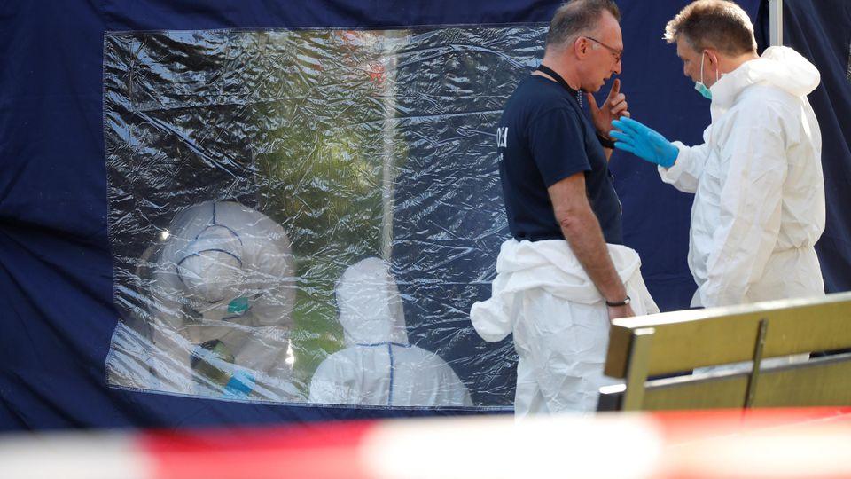 Schüsse in Berlin-Moabit: Ermittler vermuten Auftragsmord