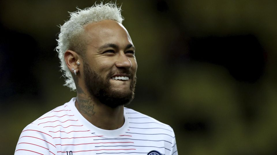 """Neymar gilt schon lange als """"Spielkind"""""""