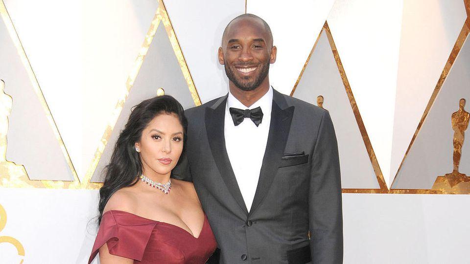 Sie waren ein absolutes Traumpaar: Kobe und Vanessa Bryant