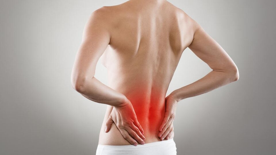 70 Prozent der Menschen in Deutschland leiden mindestens einmal im Monat an Rückenschmerzen.