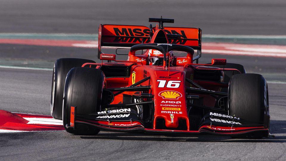 Formel 1 start heute rtl