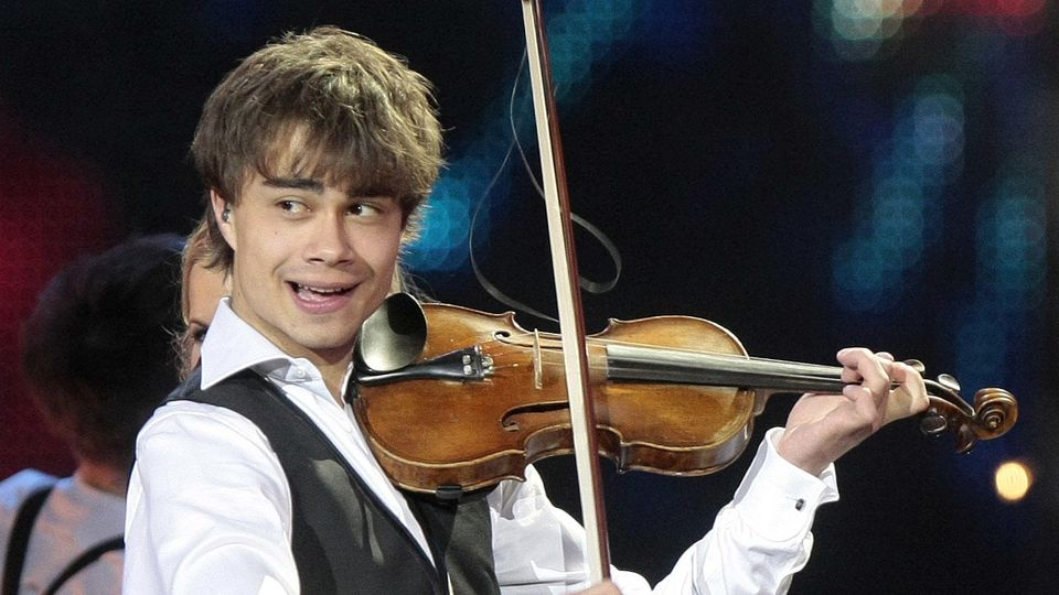 """So glücklich wie bei seinem Sieg des """"Eurovision Song Contest"""" 2009 war Alexander Rybak  nicht immer."""