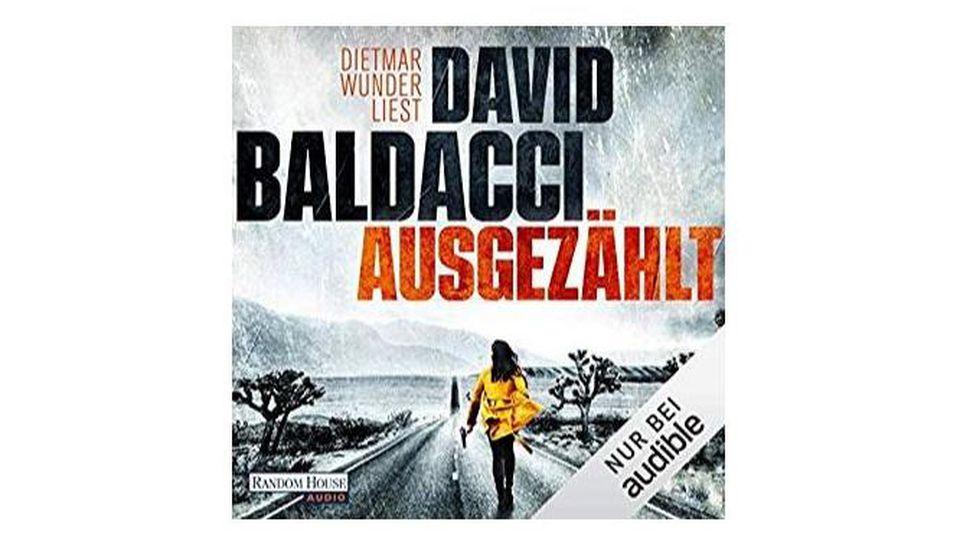 Ausgezählt von David Baldacci