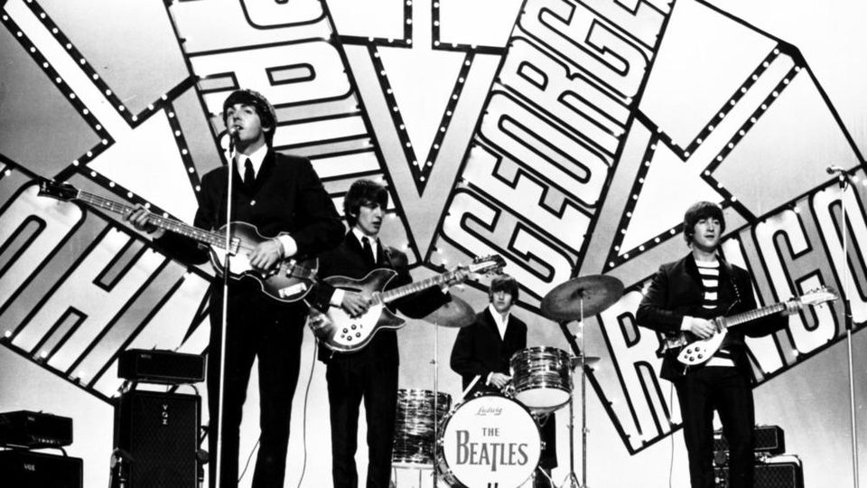 The Beatles live 1964: John, Paul, George und Ringo