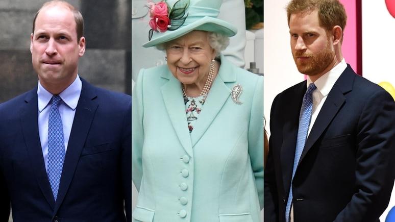 Queen gratuliert Prinz William zum Geburtstag - der Tweet könnte Prinz Harry ärgern.