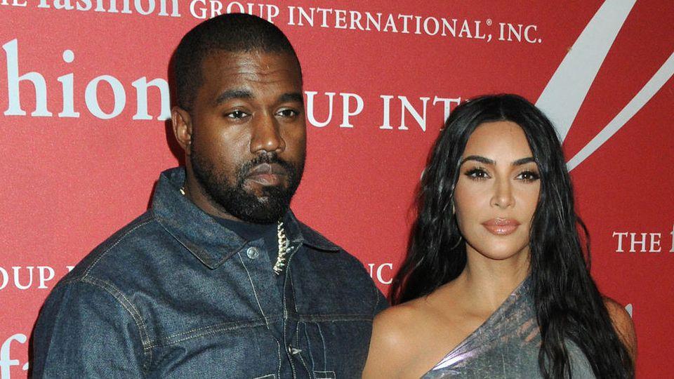 Ein Blick ins Jahr 2021: Präsident Kanye West und seine First Lady Kim Kardashian
