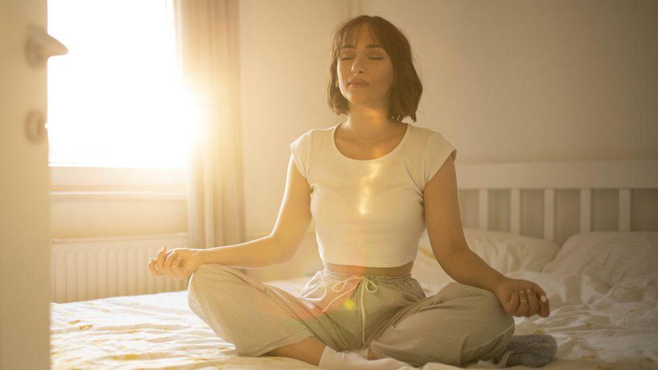 Ist der Geist gesund, ist es der Körper auch. Trainieren kann man beides.