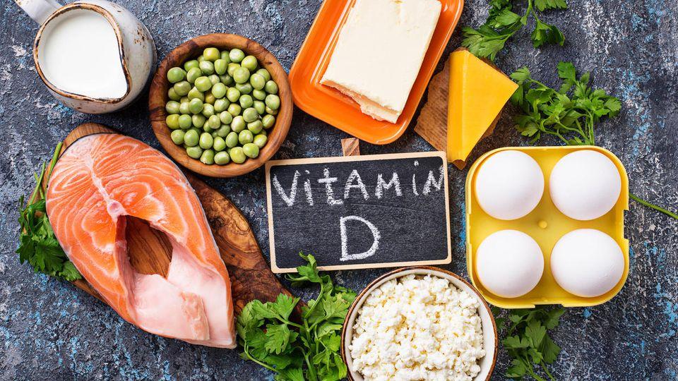 Sonne ist gut -  aber auch über die Ernährung können wir unseren Vitamin-D-Speicher füllen.