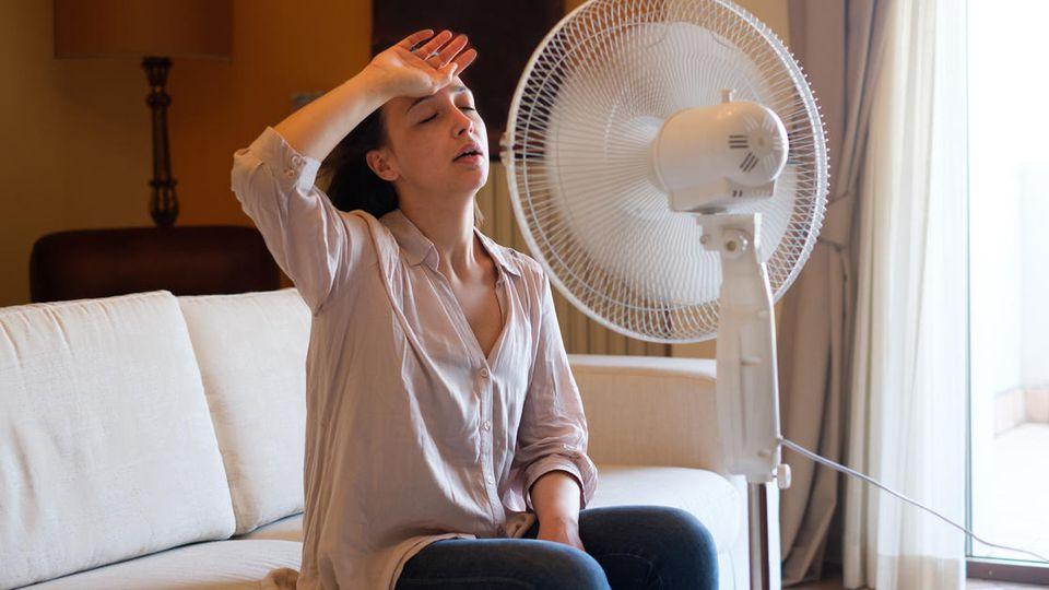 Wer noch einen Ventilator braucht, sollte sich beeilen.