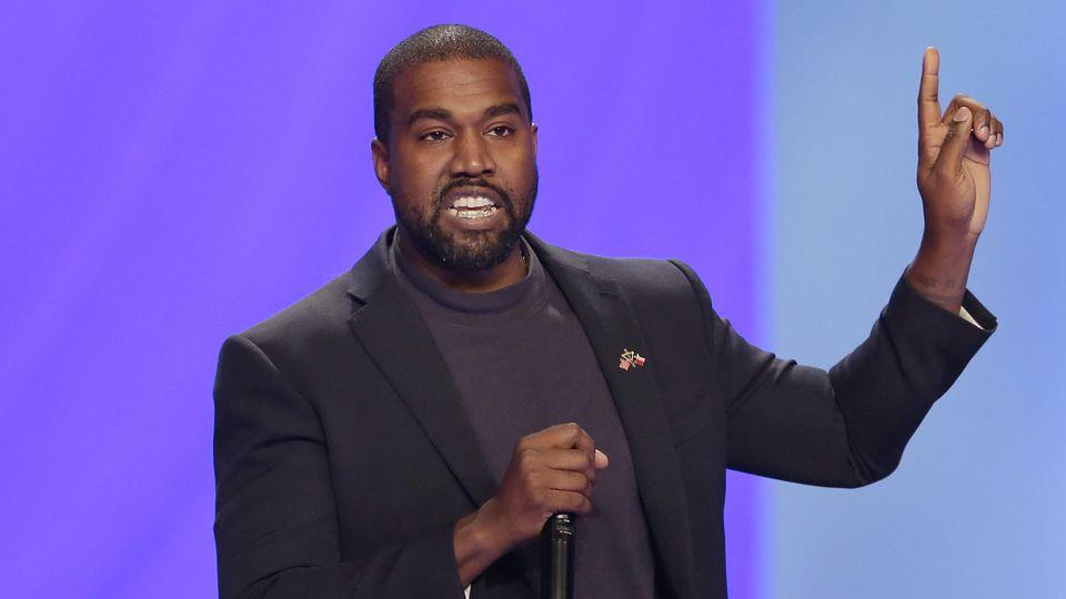 US-Rapper Kanye West will anscheinend doch nicht mehr Präsident werden.
