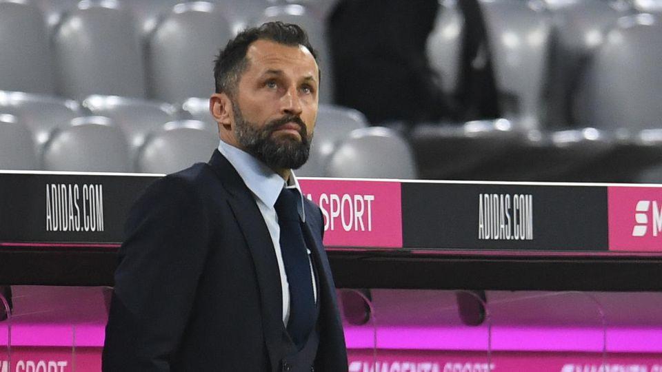 Hasan Salihamidzic steht bei vielen Bayern-Fans in der Kritik