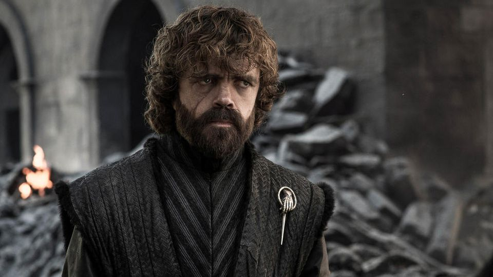 "Peter Dinklage in der letzten Folge ""Game of Thrones"""