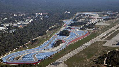 Großer Preis Von Frankreich Formel 1 Fährt Ab 2018 Wieder Auf Dem