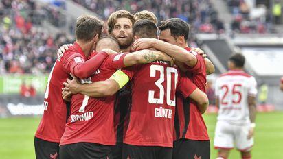 Bundesliga Fortuna Dusseldorf