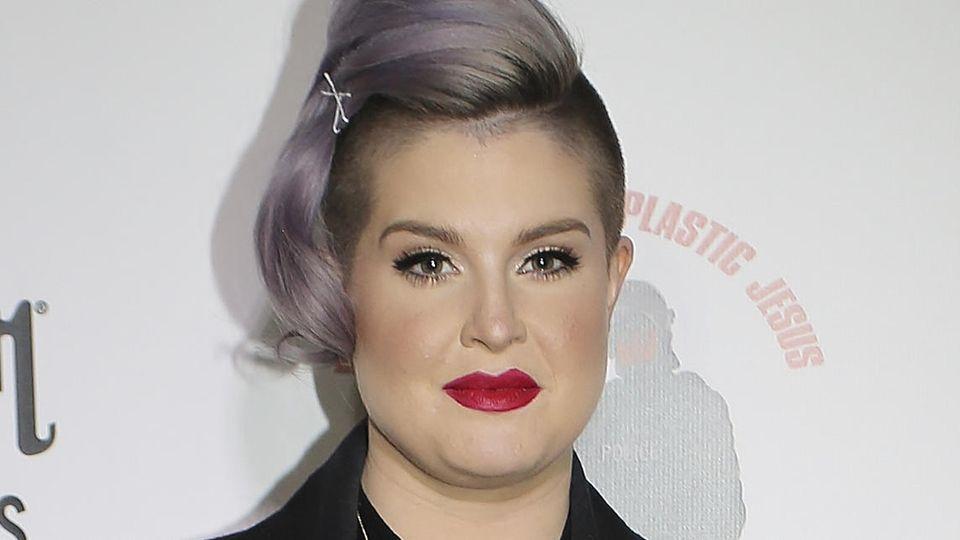 Kelly Osbourne hat rund 40 Kilo abgenommen.