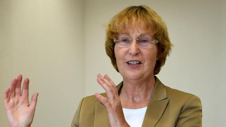 Martina Wenker, Präsidentin der Ärztekammer Niedersachsen und Fachärztin für Innere Medizin. Foto: Holger Hollemann/dpa/Archivbild