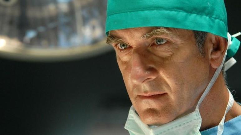 "Peter Prager spielt in ""Doctor's Diary"" Dr. Franz Haase"