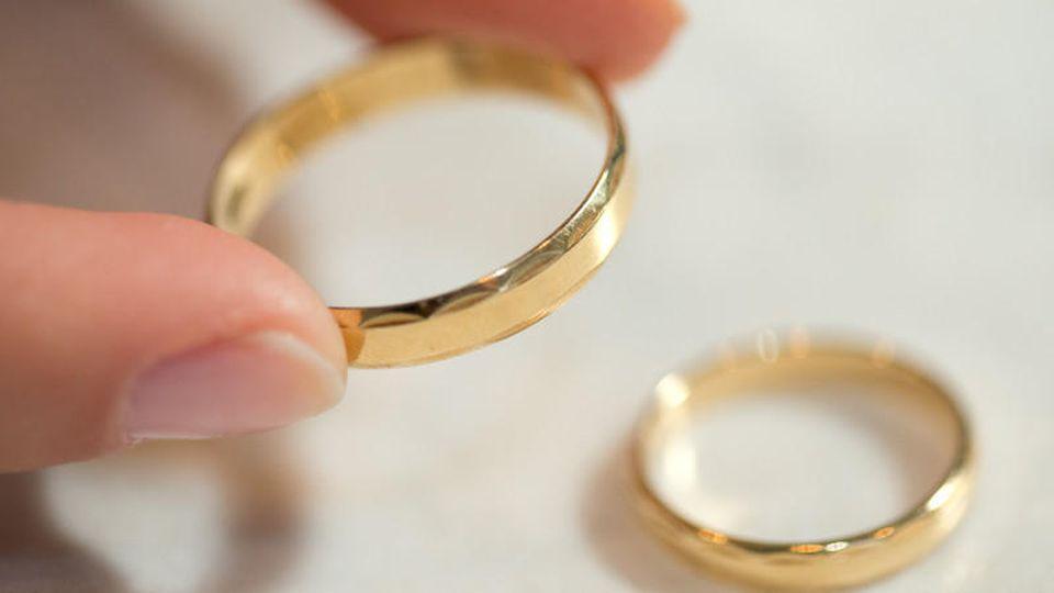Ehering: So sollte er sein, damit die Ehe lange hält