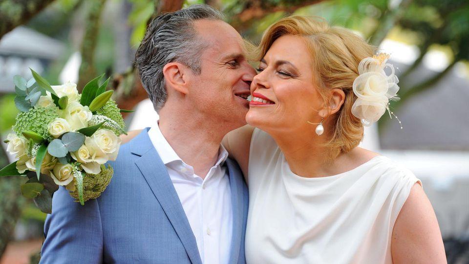 Julia Klöckner hat in Südafrika heimlich geheiratet.