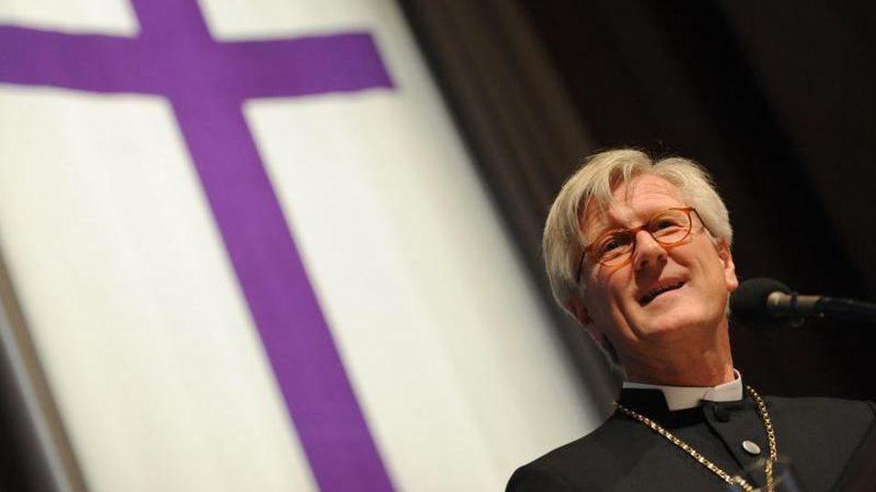 Heinrich Bedford-Strohm, evangelischer Landesbischof. Foto: Andreas Gebert/Archivbild