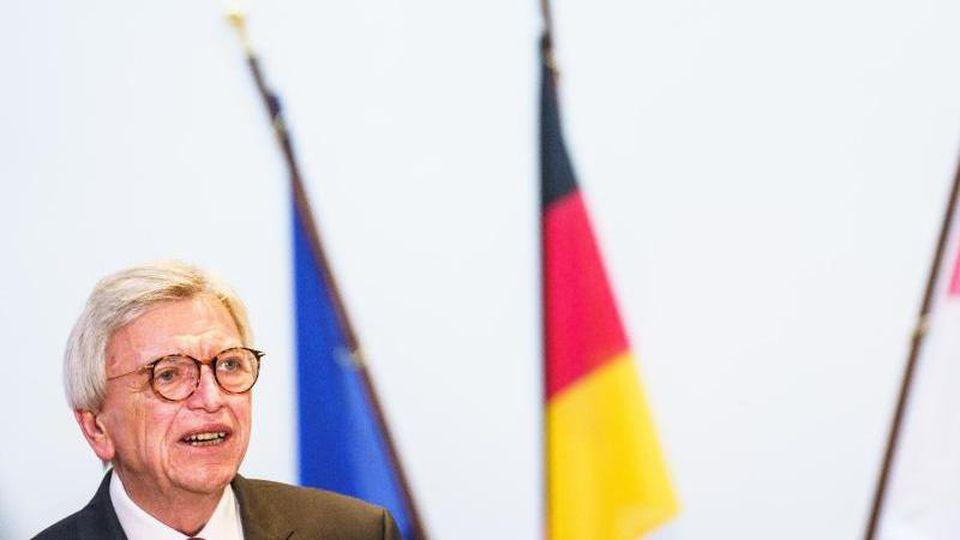 Volker Bouffier (CDU), Ministerpräsident von Hessen. Foto: Andreas Arnold/dpa/Archivbild