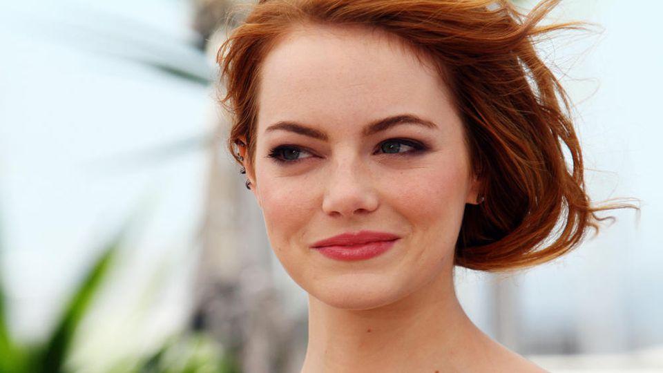 """Oscar-Preisträgerin Emma Stone wird in """"Cruella"""" zur Schurkin"""