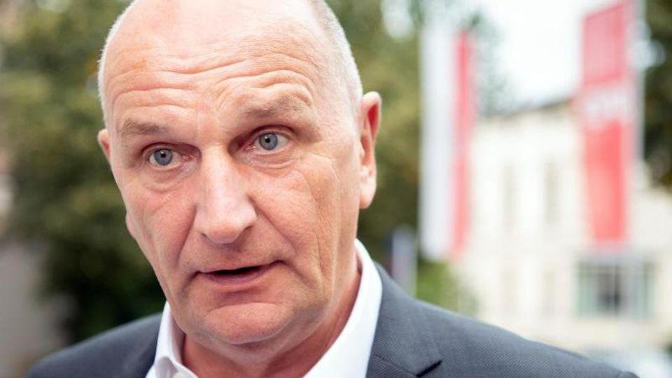 Dietmar Woidke, Ministerpräsident und SPD-Parteivorsitzender in Brandenburg. Foto: Soeren Stache