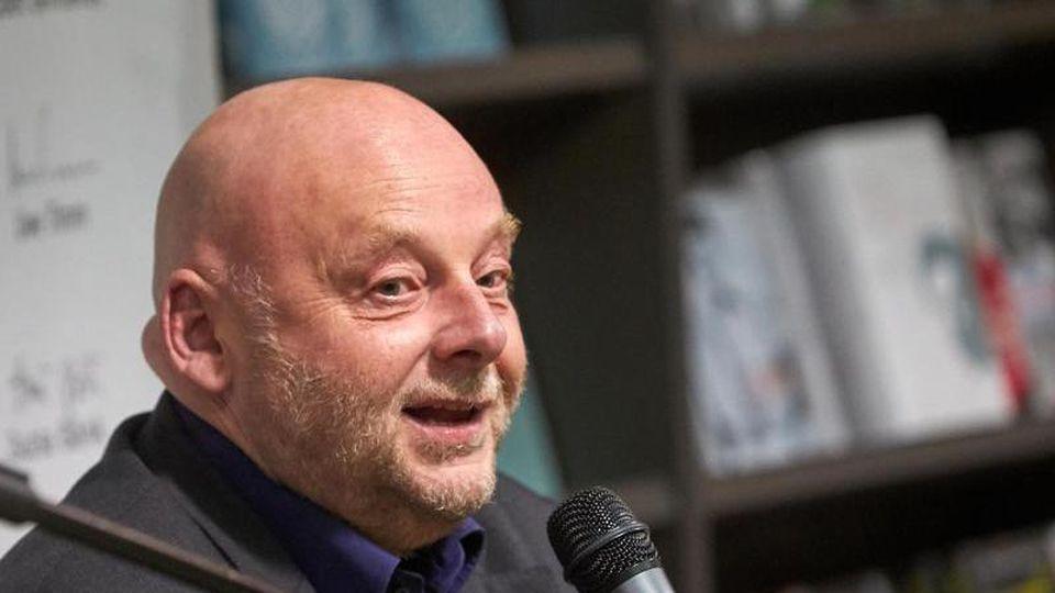 Der Schriftsteller Thomas Hettche. Foto: Thomas Frey