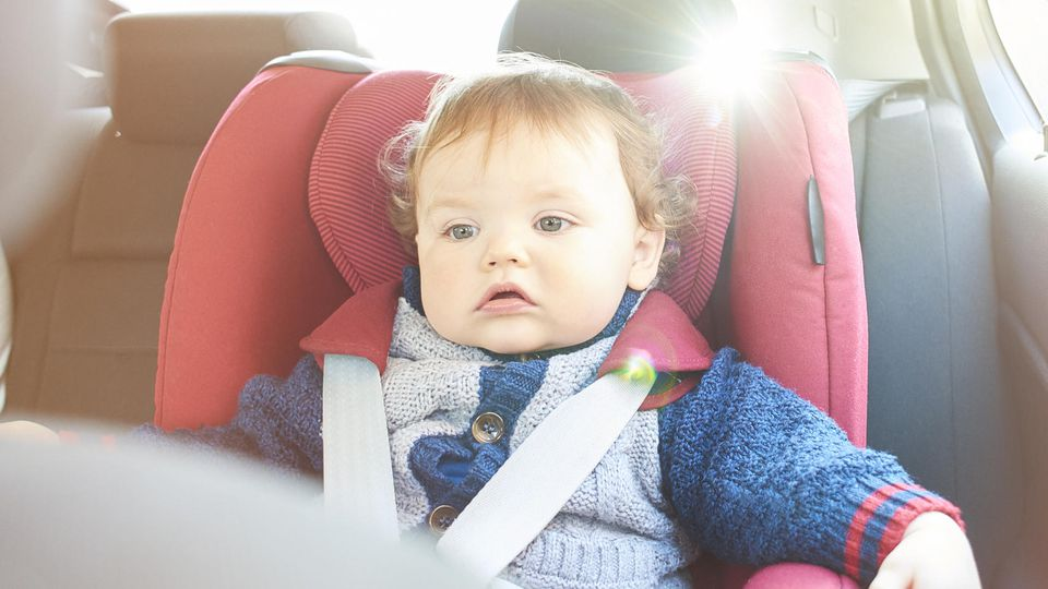 Bei Autokindersitzen steht Sicherheit  an erster Stelle.