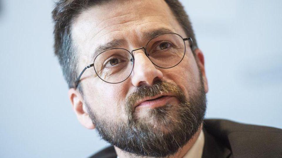 Thomas Kutschaty, SPD-Fraktionsvorsitzender in Nordrhein-Westfalen.Foto:Christophe Gateau/Archivbild