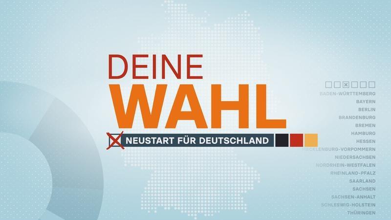 Deine Wahl - Neustart für Deutschland