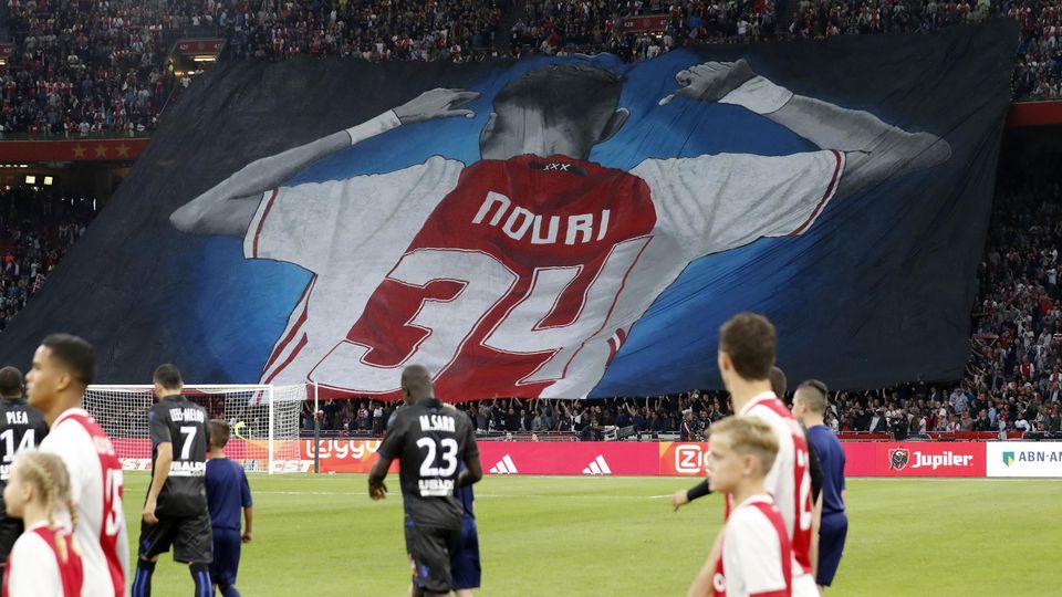 Ajax-Fans Abdelhak Nouri