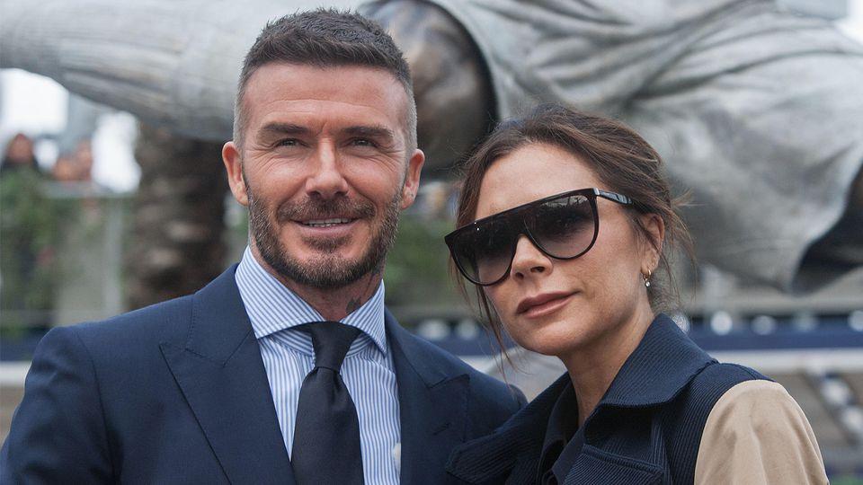 David Beckham und seine Frau Victoria genießen trotz Corona-Pandemie eine Auszeit in einem Wellness-Hotel in Baden-Baden.