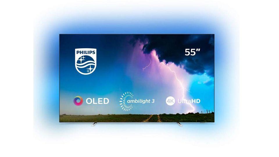 Amazon-Angebote: Der Philips Ambilight 55PUS6814/12 ist 120 Euro günstiger als sonst!