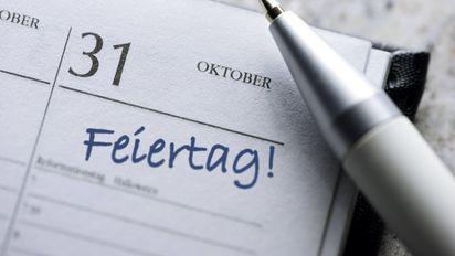 Wird Der 31 Oktober Schon Bald Gesetzlicher Feiertag