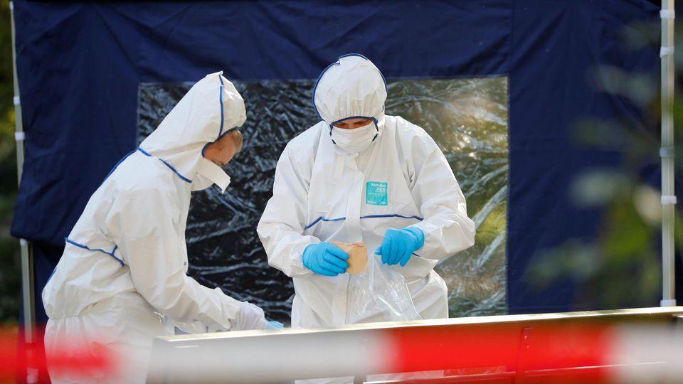 Nach Kopfschuss-Mord in Berlin: Haftbefehl gegen Verdächtigen beantragt