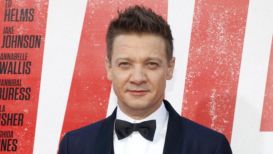 """Jeremy Renner wird schon bald als """"Hawkeye"""" in einer eigenen Marvel-Serie zu sehen sein."""